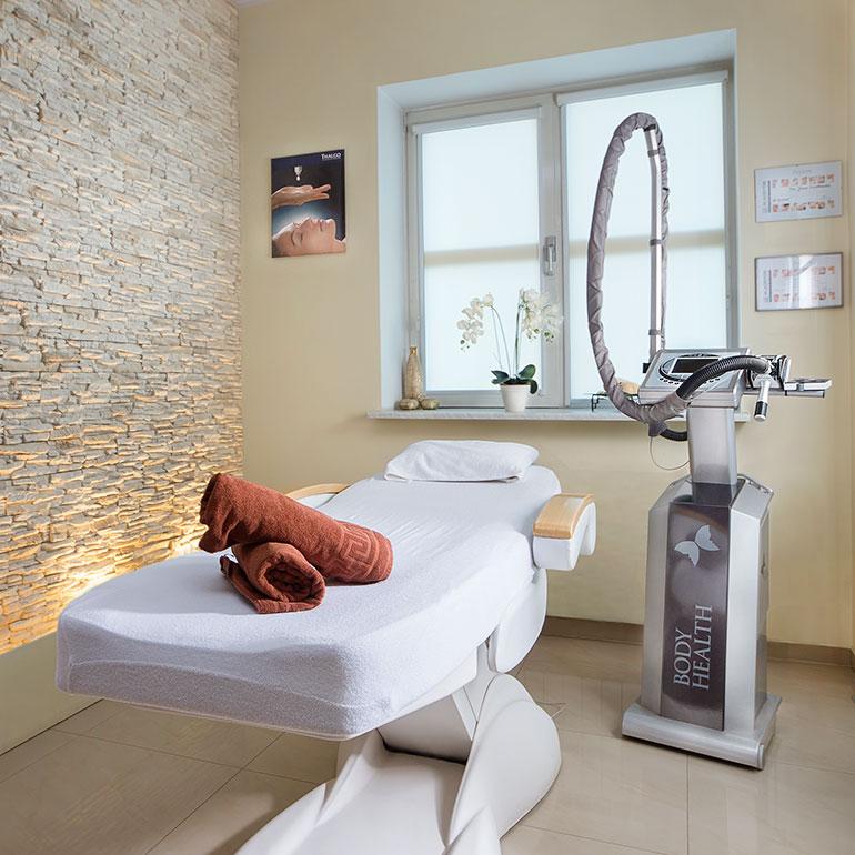 BHS vacuum massage