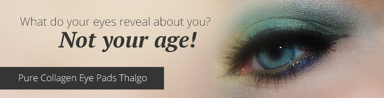 Thalgo eye treatment