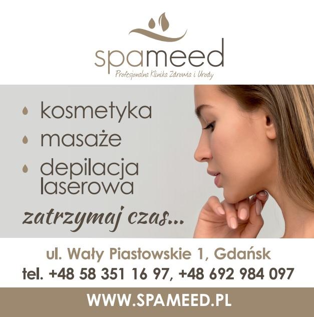 Spameed Profesjonalna Klinika Zdrowia i Urody - Gdańsk Centrum